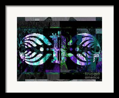 Dubstep Framed Prints