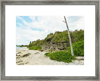 Framed Print featuring the photograph Bat Cave by Amar Sheow