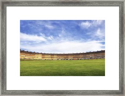 Bath Framed Print by Joana Kruse