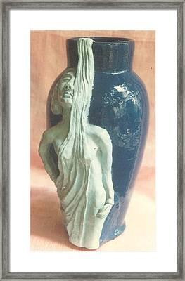 Bath Framed Print by Rajesh Chopra