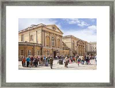Bath Somerset Framed Print by Colin and Linda McKie