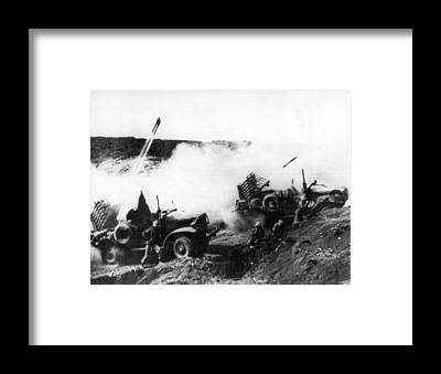 Grenade Launcher Framed Prints