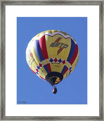 Battle Creek Bonus Framed Print by Bill Woodstock