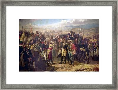Battle Of Bailen, 1808 Framed Print