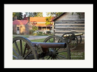 Historic Franklin Tennessee Photographs Framed Prints