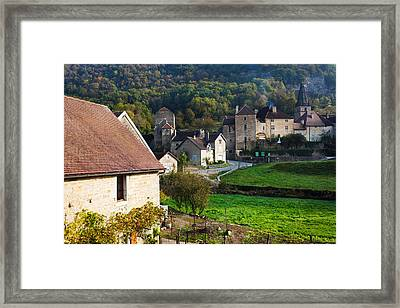 Baume Abbey Church Framed Print by Panoramic Images