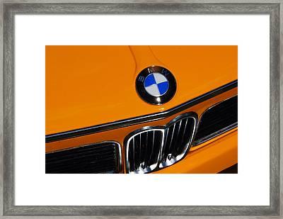 Bavarian Auto Werkes Framed Print