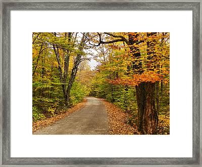 Baxter State Park 11 Framed Print