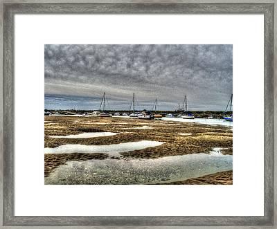 Bay Force Framed Print by Doc Braham