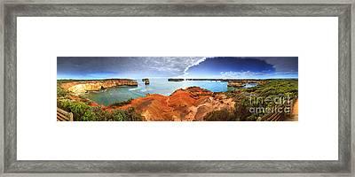 Bay Of Islands Framed Print by Bill  Robinson