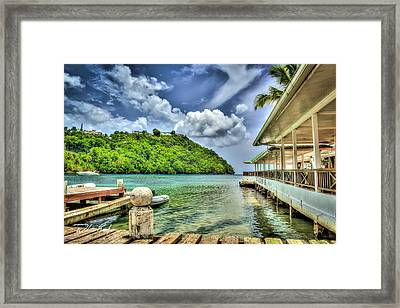 Bay View 2 Framed Print by William Reek