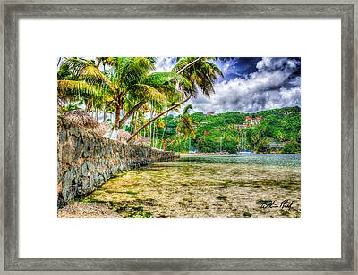 Bay View 3 Framed Print by William Reek