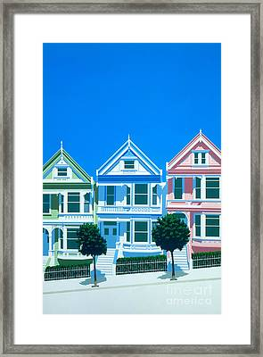 Bay View Framed Print by Brian James