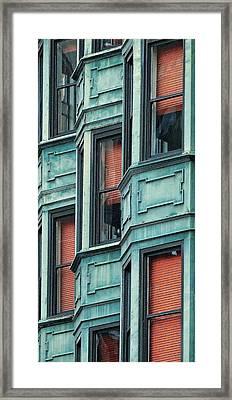Bay Watch Framed Print by Ira Shander