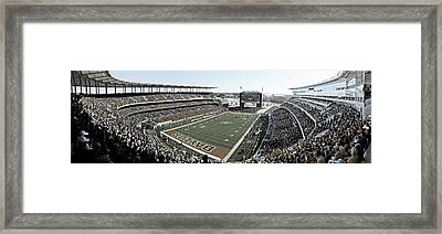 Baylor Gameday No 4 Framed Print