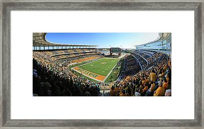 Baylor Gameday No 5 Framed Print