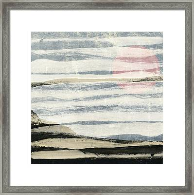 Bayshore Sunset Framed Print by Carol Leigh
