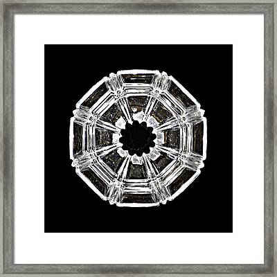 Bcpa Abstract Framed Print by Jim Finch