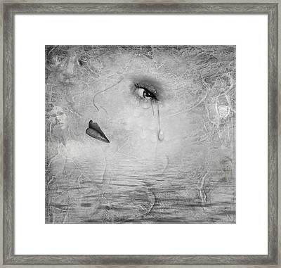 Be Careful What You Wish For Framed Print by Hazel Billingsley