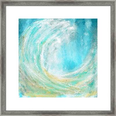 Be Mesmerized Framed Print by Lourry Legarde
