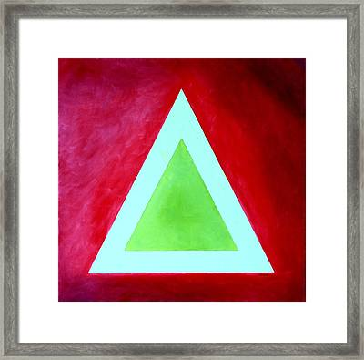 Be Outstanding Framed Print by Thomas Gronowski