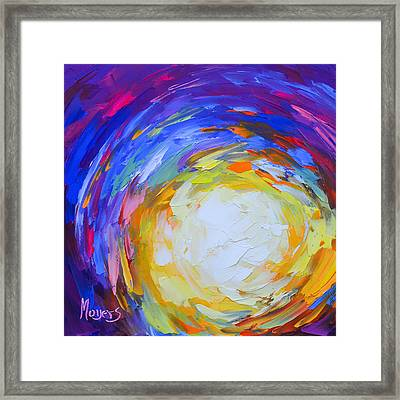 Be Thou My Vision Framed Print by Mike Moyers