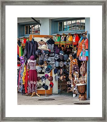 Be What You Wanna Be Framed Print by Steve Harrington