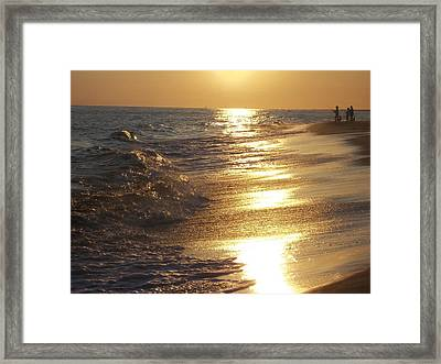 Beach #16 Framed Print