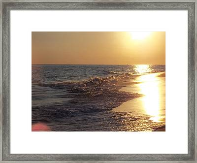 Beach #17 Framed Print