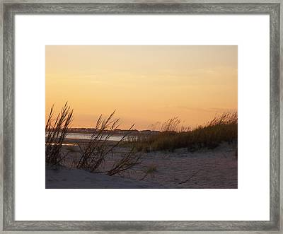 Beach #2 Framed Print