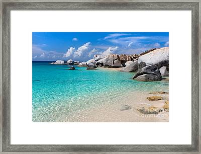 Beach Beauty Photos Framed Print by Boon Mee