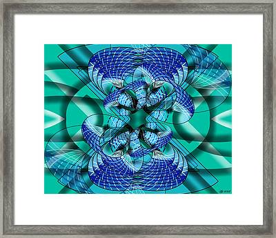 Beach Dream 1 Framed Print by Brian Johnson