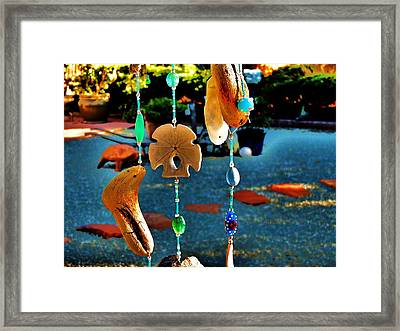 Beach Dreams Framed Print by Helen Carson