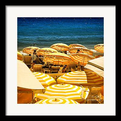 Chaise Photographs Framed Prints