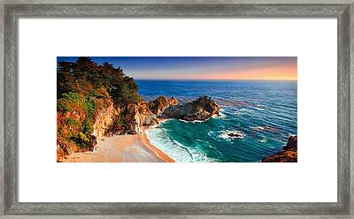 Beach Of Julia Framed Print by Emmanuel Panagiotakis