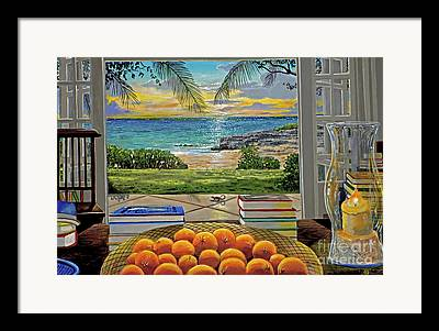 Nassau Framed Prints