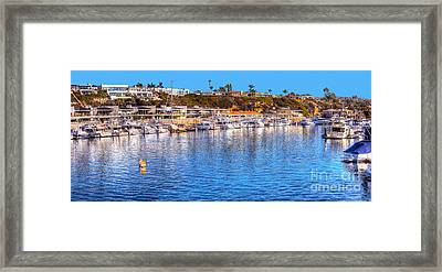 Framed Print featuring the photograph Beacon Bay - South by Jim Carrell