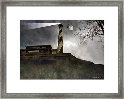 Beacon  Framed Print by Brian Wallace
