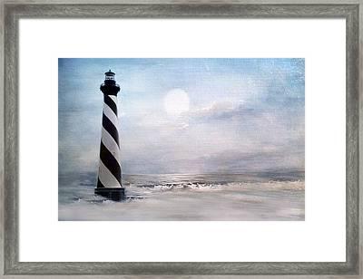 Beacon Framed Print