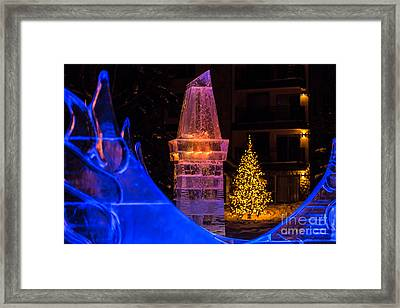 Beacon Framed Print