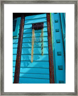 Bead Box Framed Print by Rdr Creative