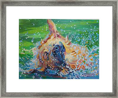 Bear Framed Print