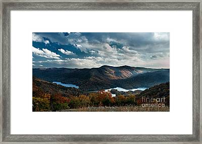 Bear Lake 2006 Framed Print