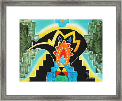 Bear1 Framed Print by Anderson R Moore