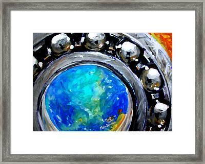 Bearing Framed Print