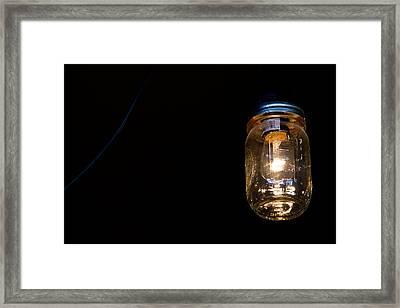 Bearing The Light Framed Print by Randy Bayne