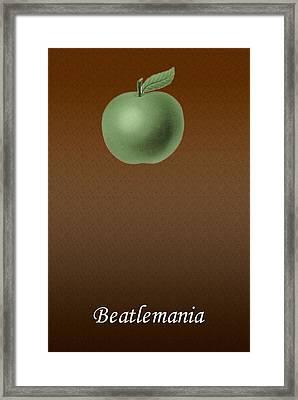 Beatlemania Framed Print by Allen Beilschmidt
