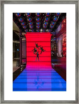 Beatles Love Framed Print