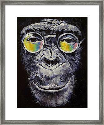 Beatnik Framed Print