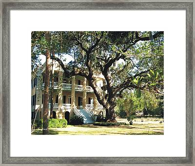 Beaufort Streetscapes 3 Framed Print